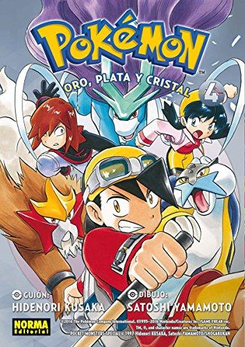 Pokemon 8. Oro, plata y Cristal 4