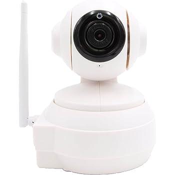 Proxe 161011 - Cámara PTZ de Interno 1 Mpx, conexión Mediante Tarjetas SIM 3 G 4 G/WiFi/LAN