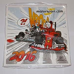 Calendrier 2016 Cirebox Motorsport.com