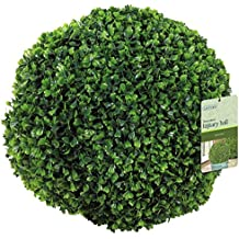 Gardman - Arbustos ornamentales (30 cm de diámetro), diseño redondo