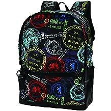 Bistar Galaxy Mochila Bolso de escuela bolsa de Super Cute Colegio portátil para adolescentes Niñas Niños