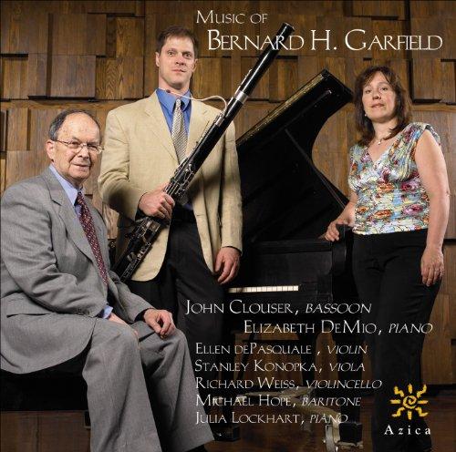 Preisvergleich Produktbild Music of Bernard H.Garfield