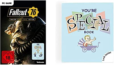 Fallout 76 [PC] + You're Special Pin Badges (7 Stück)