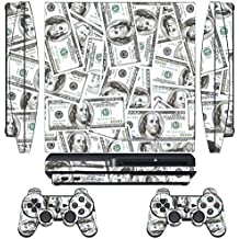 PS3 Skins Jeux PS3 Stickers Console Sony PS3 Vinly Decals for Playstation 3 Slim Système - Grande Ballin