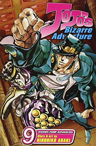JOJOS BIZARRE ADV STARDUST CRUSADERS GN VOL 09 (C (Jojo's Bizarre Adventure)