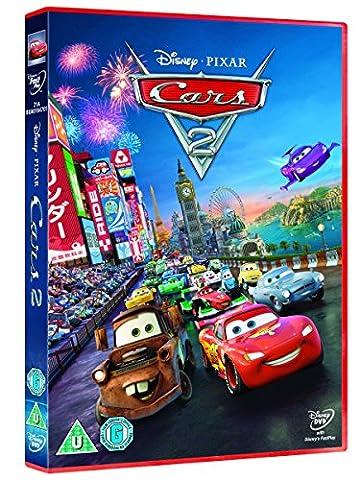 Cars 2 [DVD] [2011]