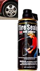 Premium Quality Tyre Inflator & Sealer For Emergency Tyre Puncture Usage.