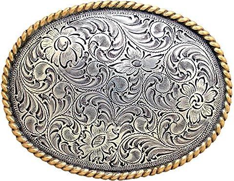 Belts.com Men's Western Trophy Buckles 34 Styles Fits 1-1/2