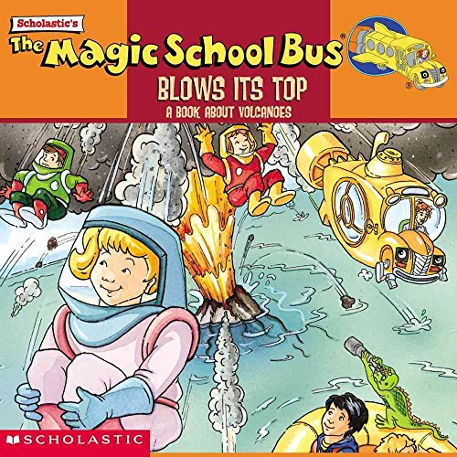 [(The Magic School Bus Blows it's Top : A Book about Volcanoes)] [By (author) Gail Herman ] published on (February, 1996) par Gail Herman