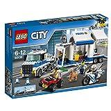 Lego 60139 City Mobile Einsatzzentrale, Bausteinspielzeug