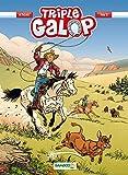 Suivez les aventures épiques et hippiques du club Triple Galop et retrouvez tous vos personnages préférés, sans oublier les chevaux et surtout Mascotte, le poney facétieux !