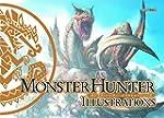 Monster Hunter Illustrations.
