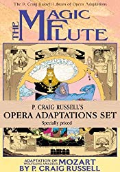 P. Craig Russell's Opera Adaptations Set (The P. Craig Russell Library of Opera Adaptations) by P. Craig Russell (2011-11-01)