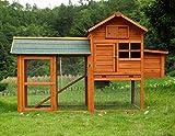 Hühnerstall Hühnerhaus Geflügelstall Nr. 06