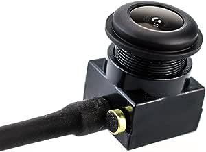 Mini Spionage Kamera 205 Av Wd 5 Mio Pixel Bullet Camera Pinhole Lochkamera Versteckte Kamera Spy Cam Lichtstark Video Und Foto Von Kobert Goods Baumarkt