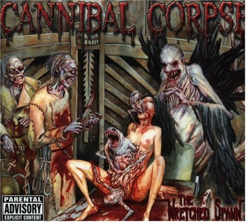 Cannibal Corpse: Wretched Spawn [Uncensored] (Audio CD)