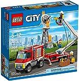 LEGO City Fire Utility Truck Set #60111 by LEGO