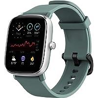 Amazfit Smartwatch GTS 2 Mini GPS Aktivitätstracker 1,55'' mit 70 Sportmodi, 14 Tagen Akkulaufzeit, Überwachung von SpO2…