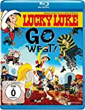 Lucky Luke-Go West! (Blu-Ray) [Import allemand]
