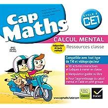 Cap Maths CE1 éd. 2016 Activités interactives - Clé USB