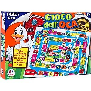 Family Games – Juego de la Oca (Globo 40317)