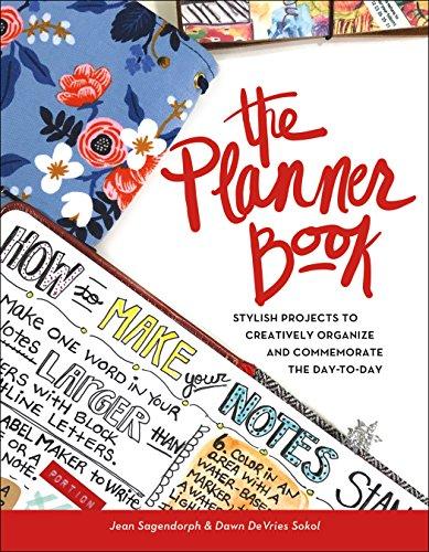 Planner Book!