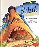 Shhh!: Lift-the-Flap Book