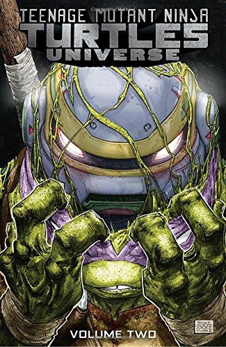 Teenage Mutant Ninja Turtles Universe, Vol. 2: The New Strangeness (Ninja Turtles I)