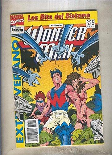 Wonder Man especial verano 1993: Los Bits del Sistema (etiqueta pvp en...