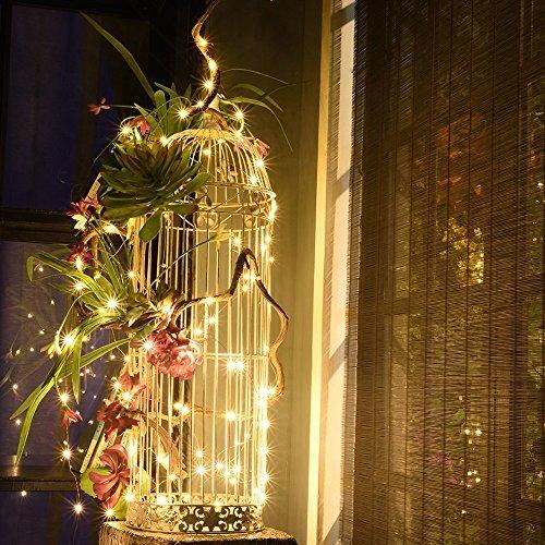 Batterie Weihnachtsbeleuchtung Aussen.Loende Weihnachtsbeleuchtung Lichterkette Batterie B