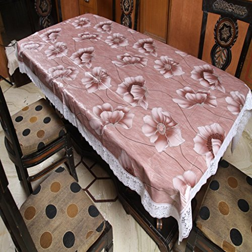 Freely Print Dining Table Cover For 6 Seaters  available at amazon for Rs.649