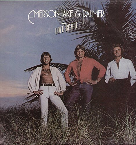 Lake & Palmer Emerson: Love Beach-2017 Remaster (Audio CD)