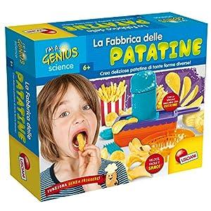 Lisciani 68708 Kit de experimentos Juguete y Kit de Ciencia para niños - Juguetes y Kits de Ciencia para niños (Cocina, Kit de experimentos, 6 año(s), Niño/niña,, Caja)