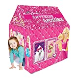 #10: Gencliq Barbie Kids Play Tent House - Multi Color