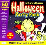 Halloween Party Pack (with printable pages)