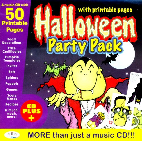 (Halloween Party Pack)