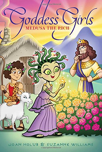 Medusa the Rich (Goddess Girls (Paperback))