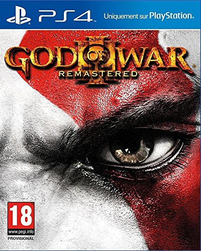 God Of War 3 HD [Importación Francesa]