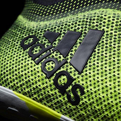adidas Herren X Tango 17+ Purespeed in Fußballschuhe bleu marine/bleu marine/jaune fluo
