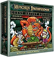 Steve Jackson Games Munchkin Pathfinder Guest Artist Edition Game, Multi-Colour, Sjg04423