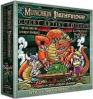 Steve Jackson Games Sjg04423 Munchkin Pathfinder Guest Artist Edition Game