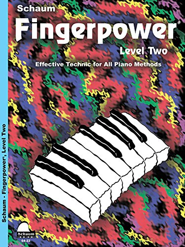 Fingerpower: Level 2