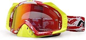 Nenki Motocross Downhill Brille Nk 1023 Anti Fog Glas Auto