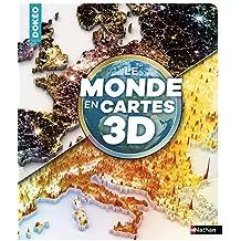 Le monde en carte 3D