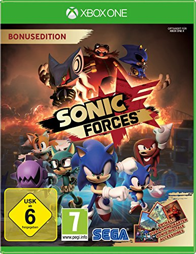 Sonic Forces Day One Edition [Xbox One] (Sonic One Xbox)