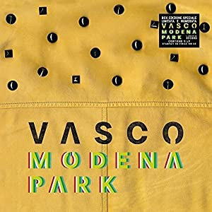 Vasco Modena Park - Box Numerato (5 LP)