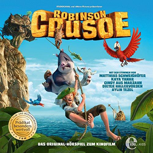 Robinson Crusoe (Das Original-...