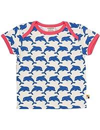 loud + proud Baby-Mädchen T-Shirt, Druck