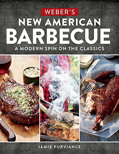 Preisvergleich Produktbild Weber's New American Barbecue™: A Modern Spin on the Classics
