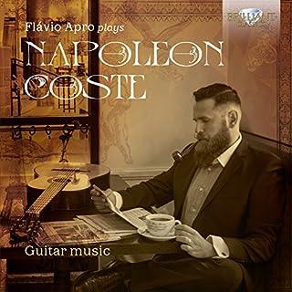 Napoléon Coste: Guitar Music